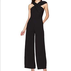 Black jumpsuit. Nordstrom. Flattering